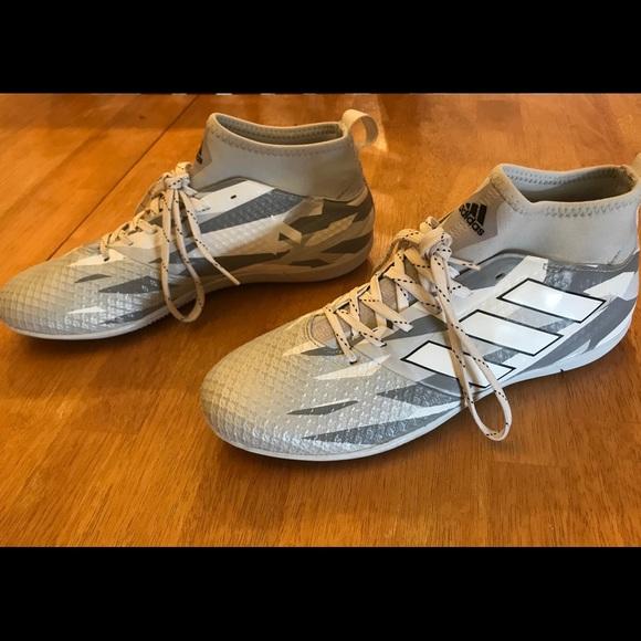 Adidas ACE 173 en indoor soccer cleats tamaño 7 poshmark